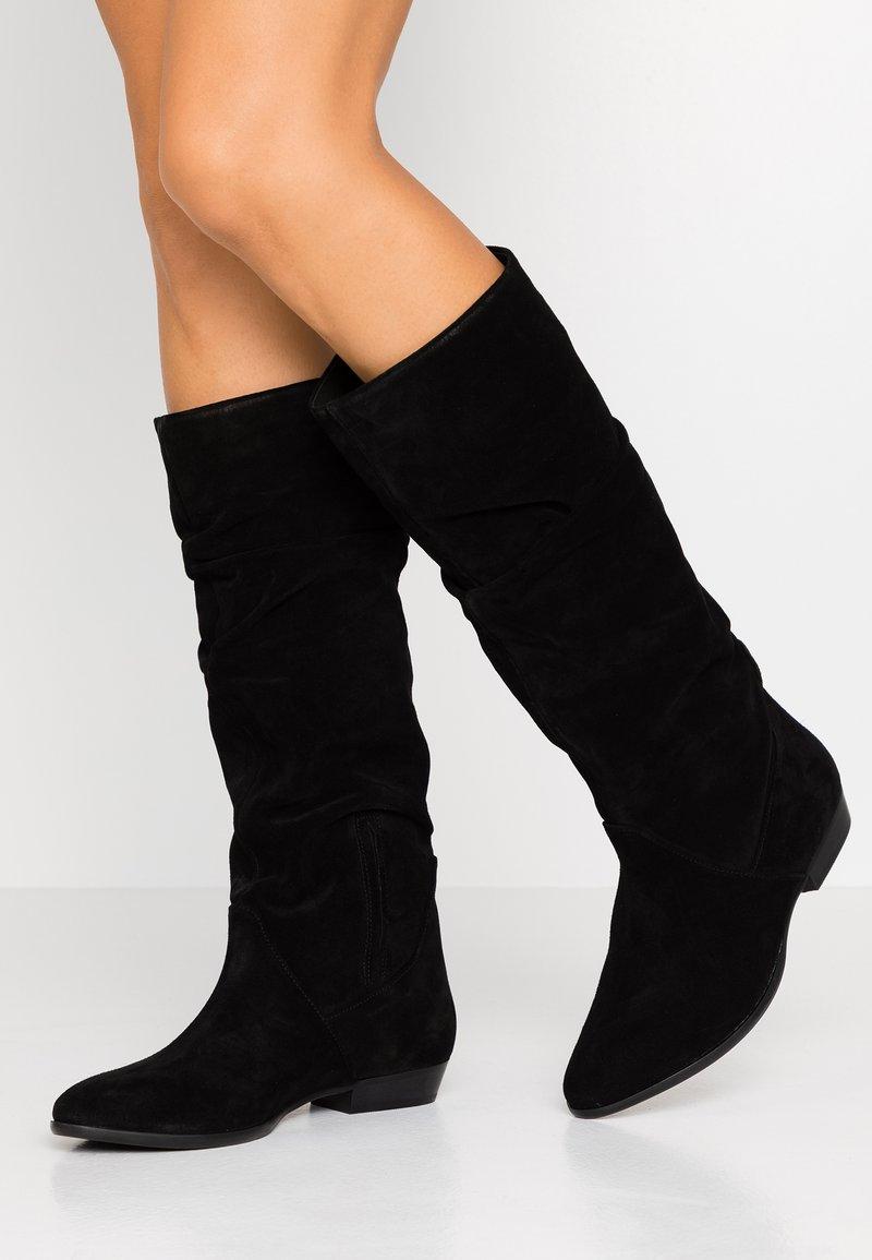 Högl - Boots - schwarz