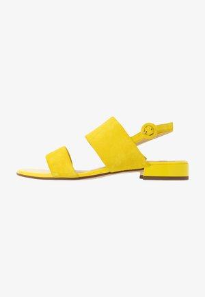 Sandały - limone