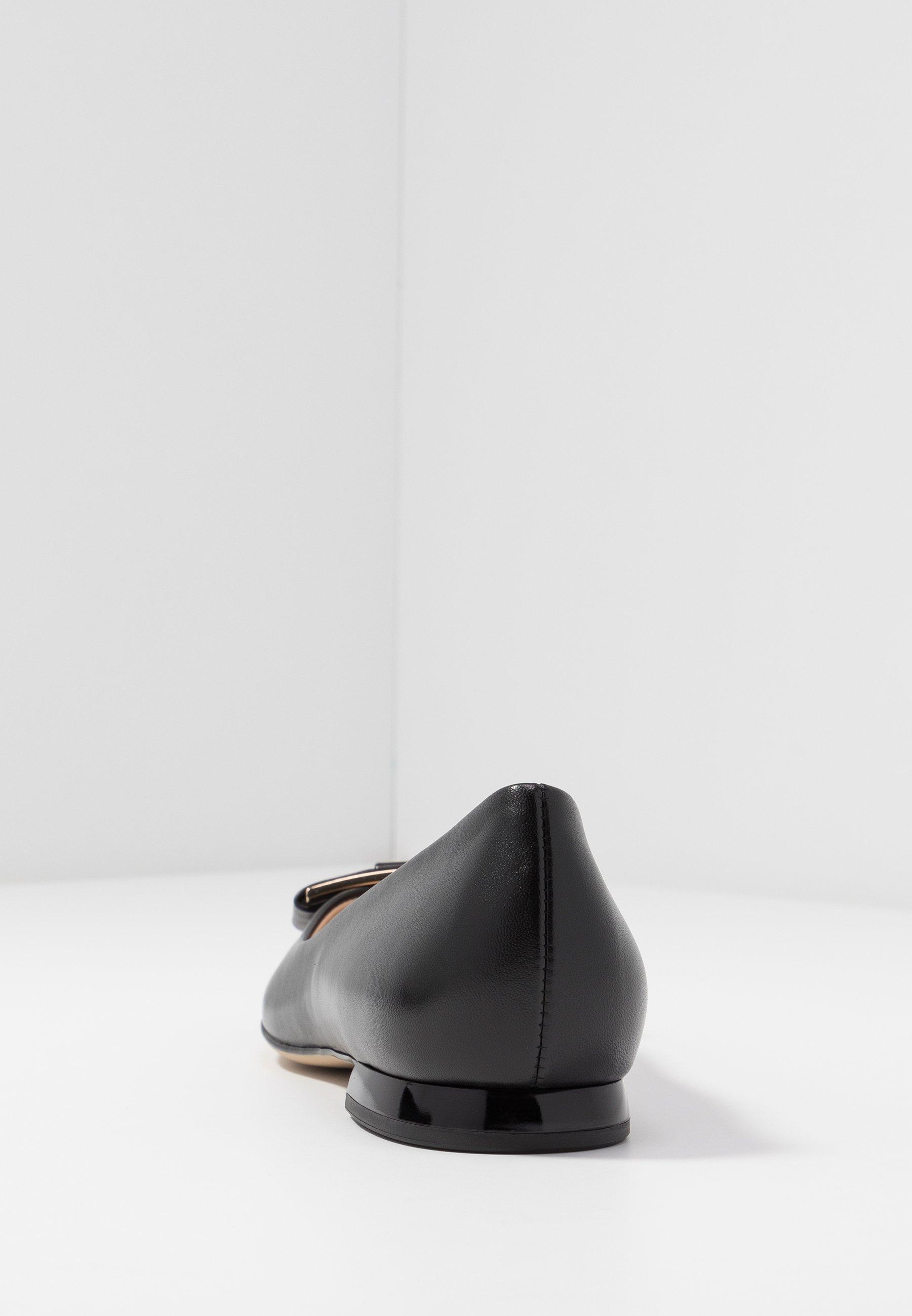 Högl Baleriny - schwarz