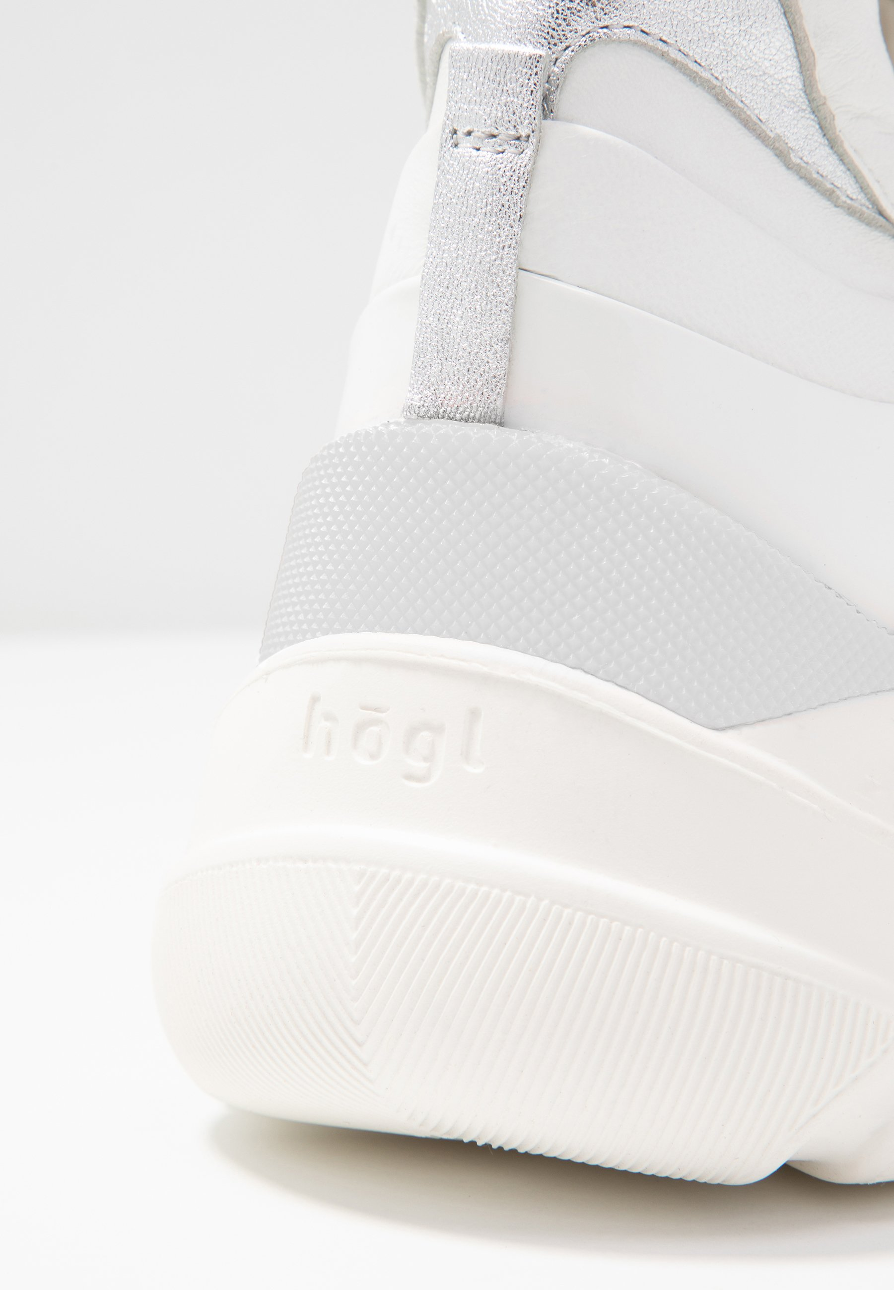 Högl Sneakersy niskie - weiß