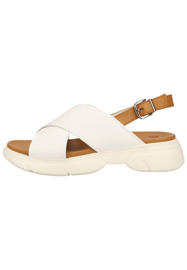 HÖGL SANDALEN - Sandals - weiss    02250