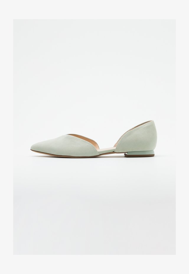 ALL DAY - Ballet pumps - salvia