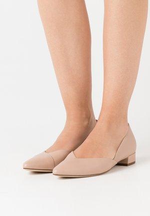 SLIMLY - Ballet pumps - nude