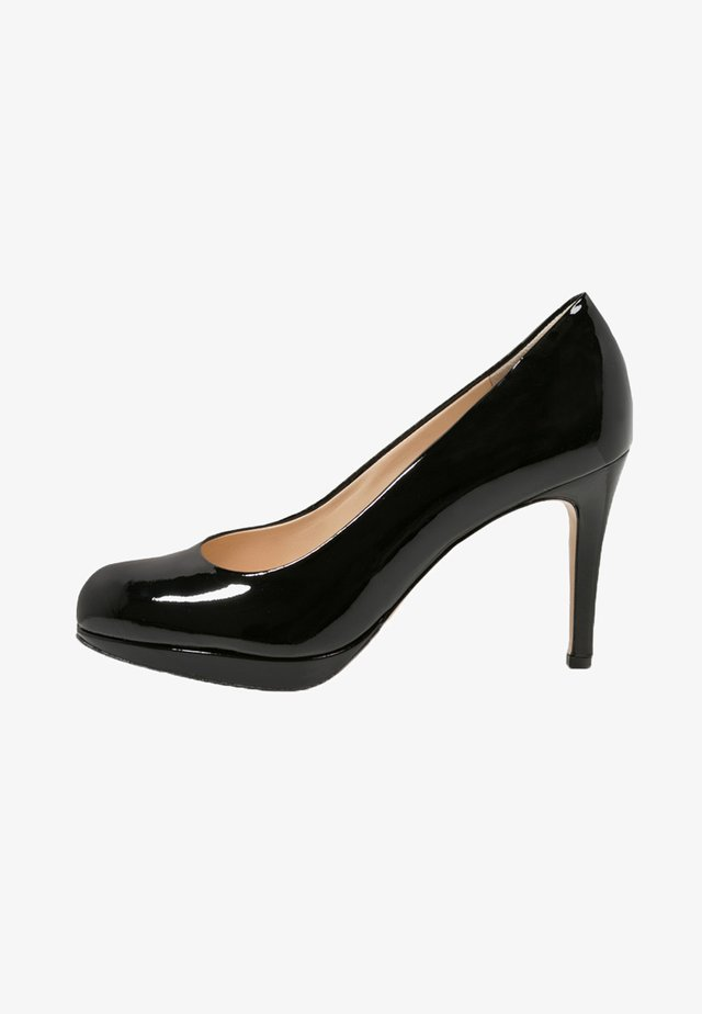 High Heel Pumps - schwarz