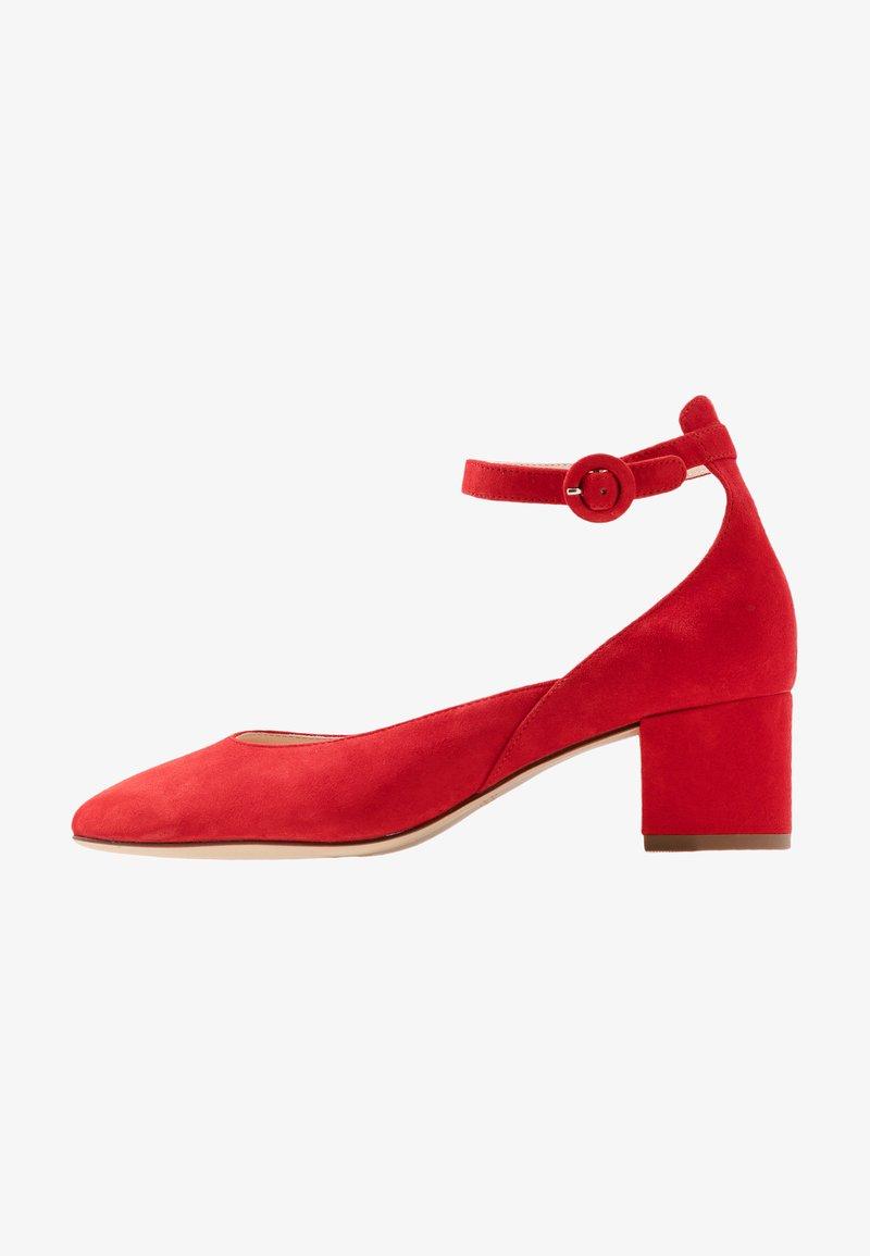 Högl - Classic heels - campari
