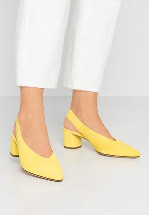 Classic heels - limone