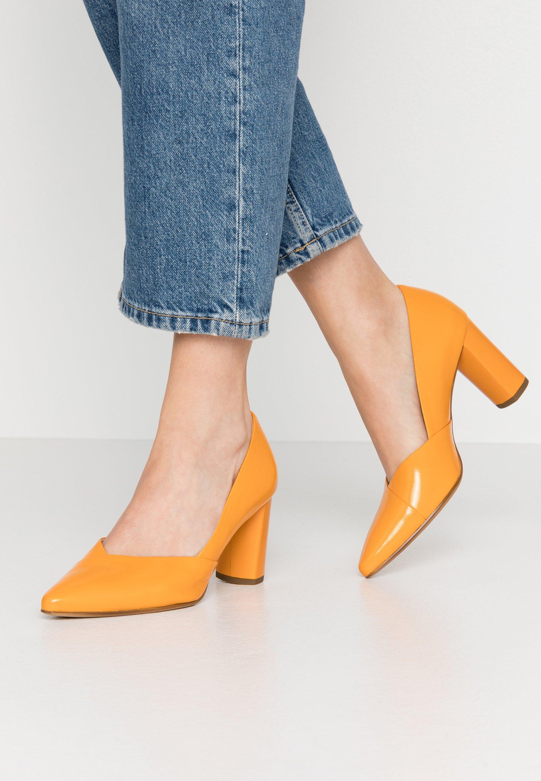 Högl Classic heels - mango