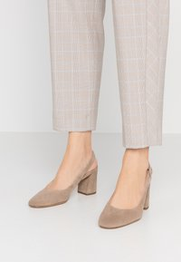 Högl - Classic heels - taupe - 0
