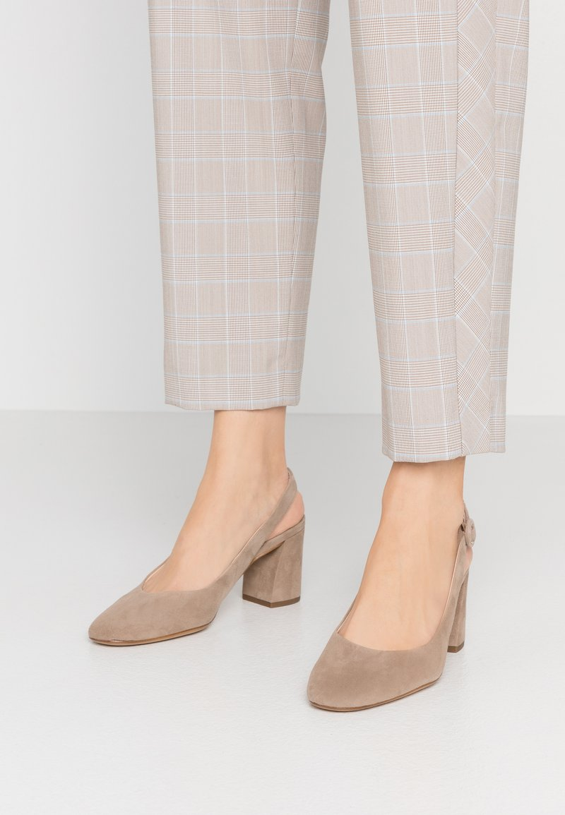 Högl - Classic heels - taupe