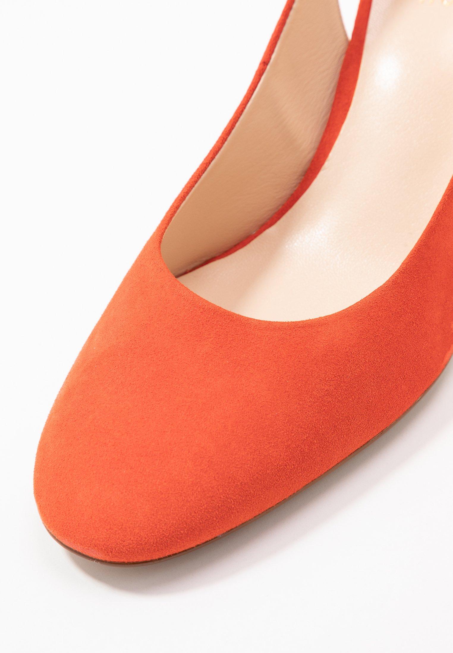Högl Classic heels - sunrise