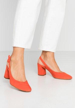 Classic heels - sunrise