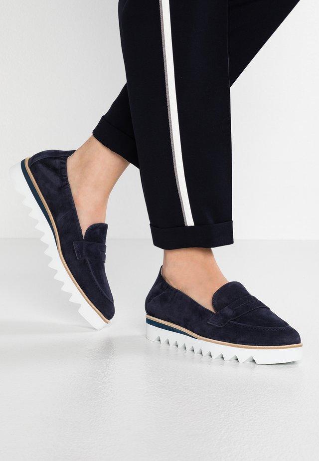 Scarpe senza lacci - blue