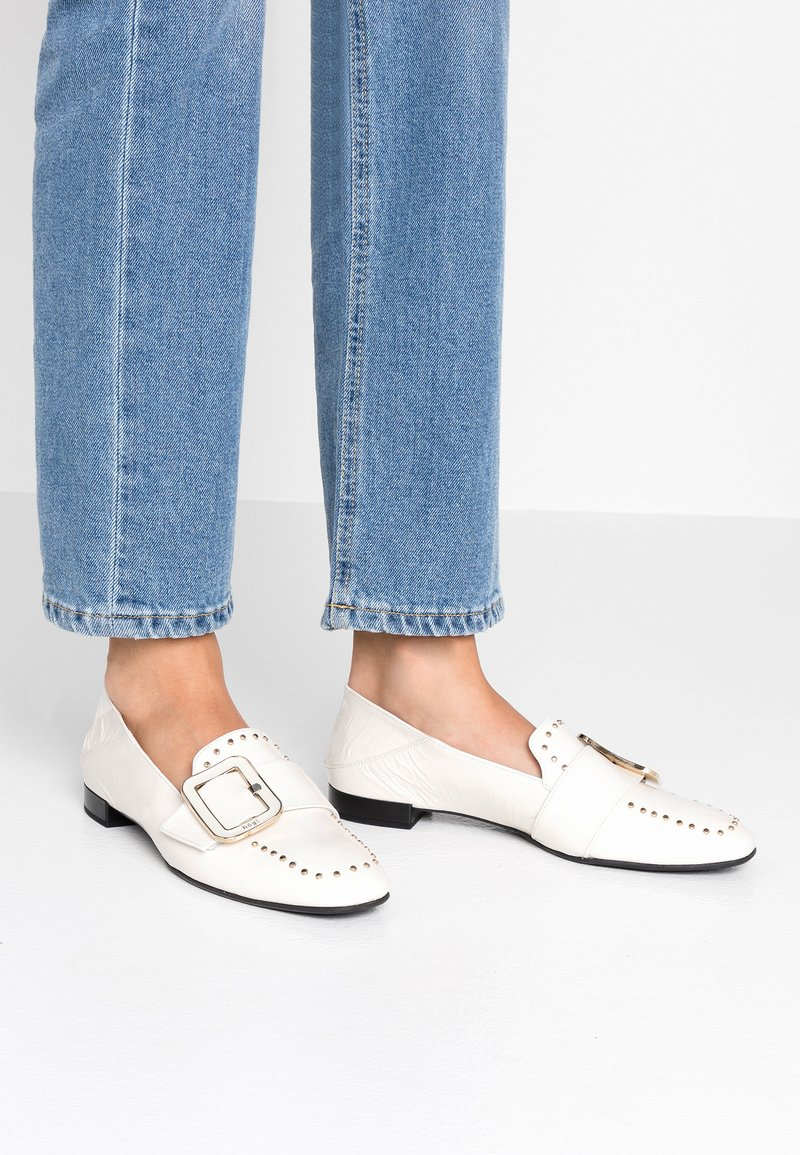 Högl - Slip-ons - offwhite