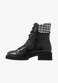 Högl - Platform ankle boots - schwarz/multicolor - 1