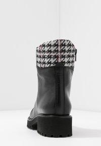 Högl - Platform ankle boots - schwarz/multicolor - 5