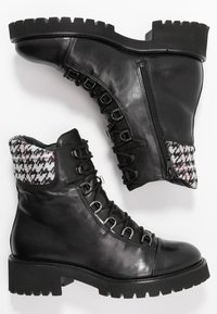Högl - Platform ankle boots - schwarz/multicolor - 3