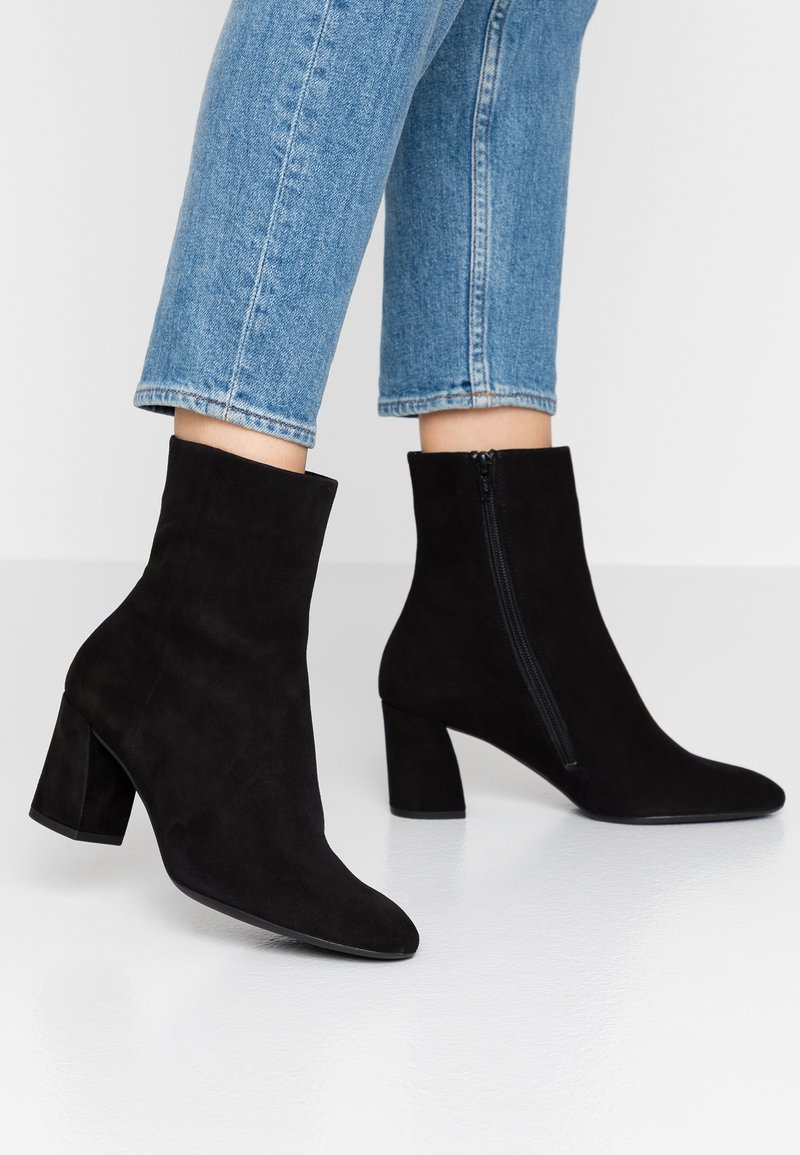 Högl - Korte laarzen - schwarz