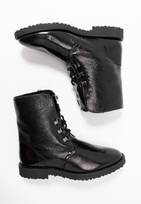 Högl - Lace-up ankle boots - schwarz - 3
