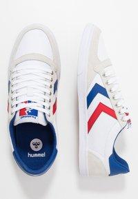 Hummel - SLIMMER STADIL - Zapatillas - red/white - 1