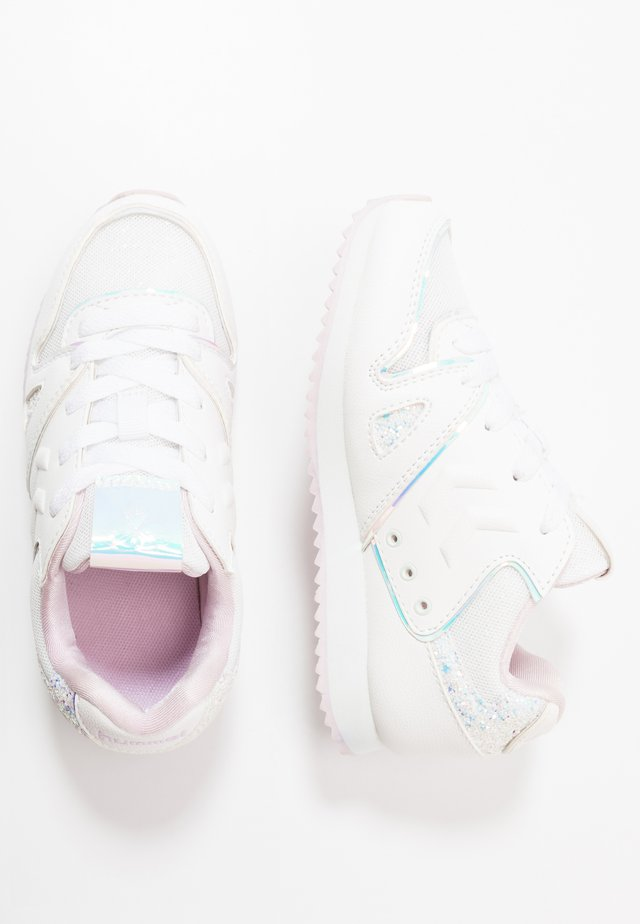 MARATHONA SHINE  - Sneakers - white