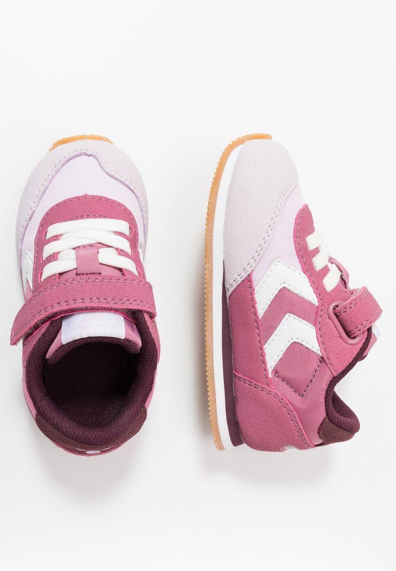 Hummel - REFLEX INFANT - Sneakersy niskie - heather rose