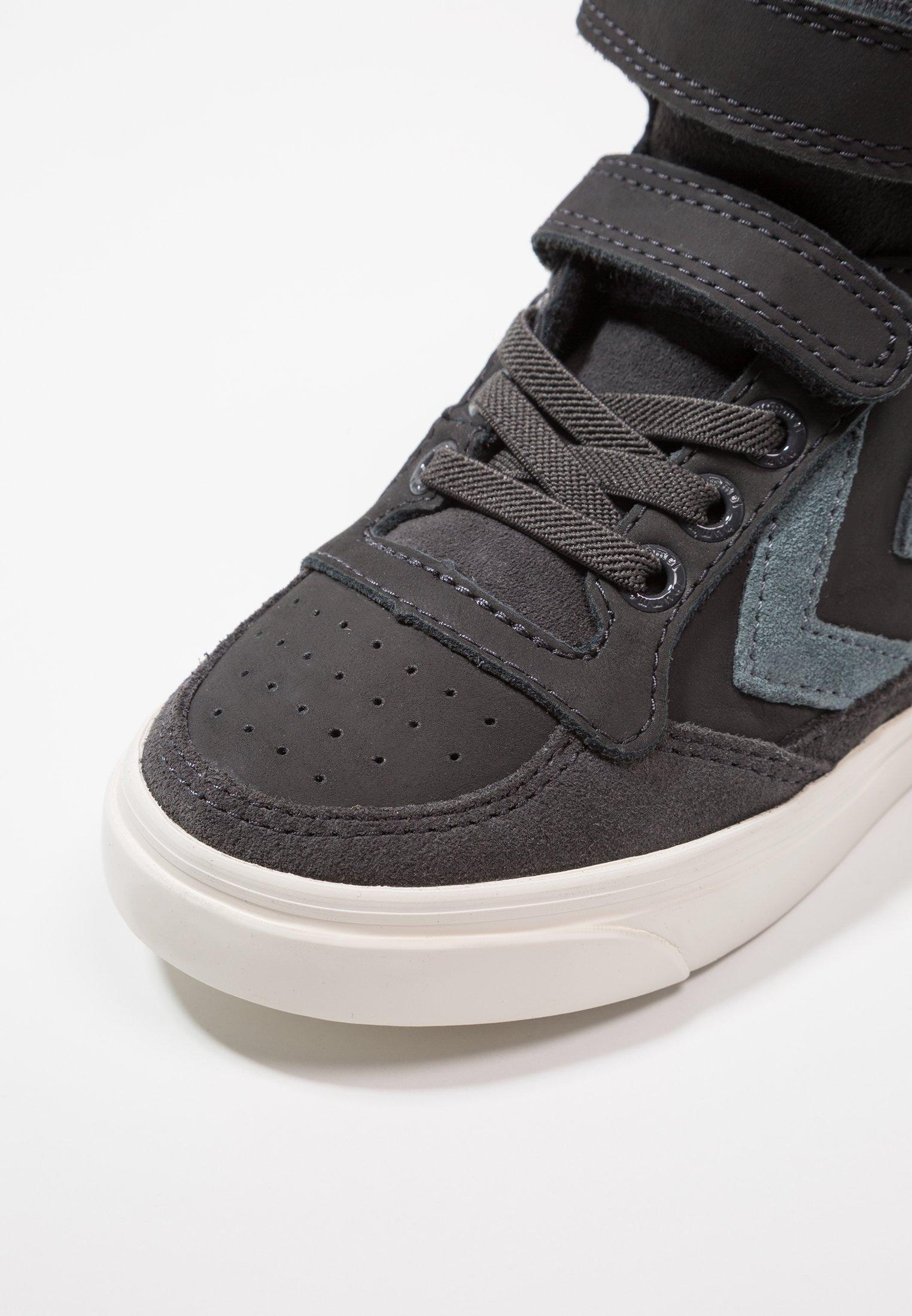 STADIL OILED Höga sneakers asphalt