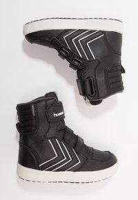 Hummel - STADIL SUPER - Sneakers alte - black - 0
