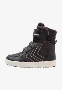 Hummel - STADIL SUPER - Sneakers alte - black - 1