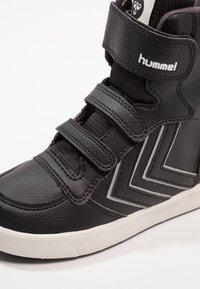 Hummel - STADIL SUPER - Sneakers alte - black - 2