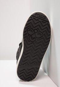 Hummel - STADIL SUPER - Sneakers alte - black - 5