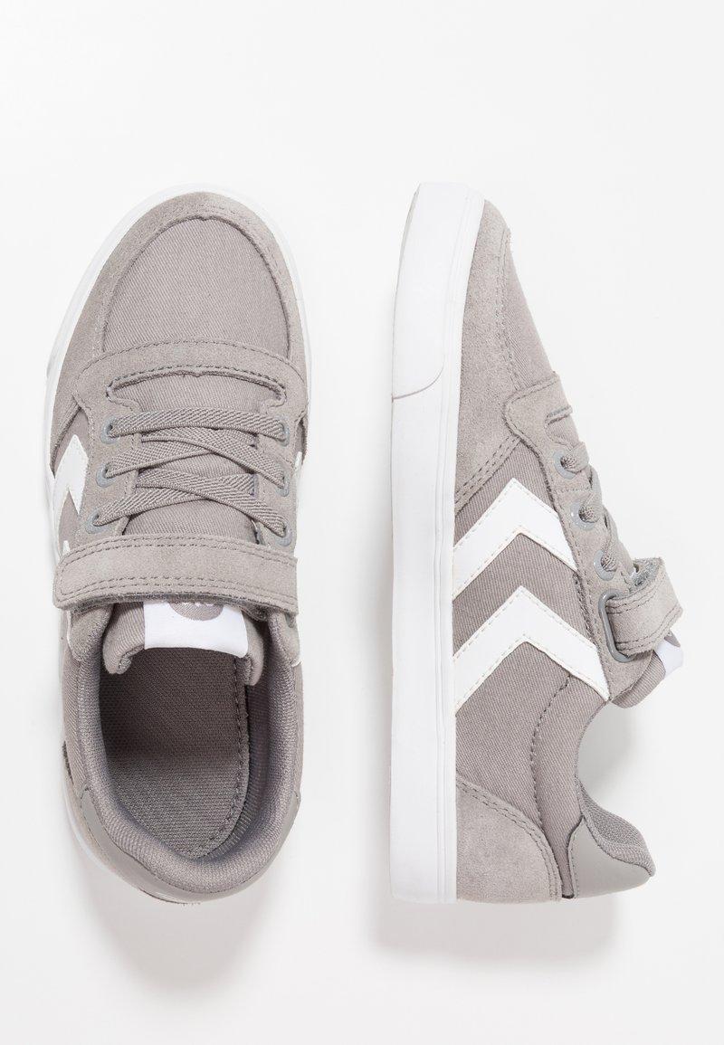 Hummel - SLIMMER STADIL - Sneakers - frost grey