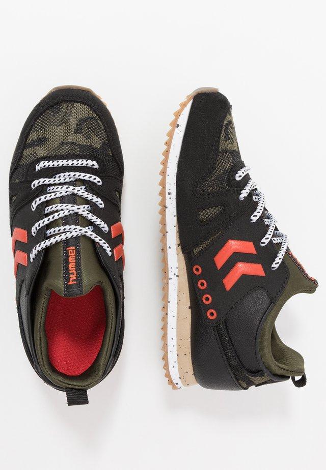 MARATHONA - Sneakers laag - black