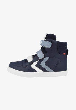 STADIL PRO JR - Skateschuh - black iris/ashley blue