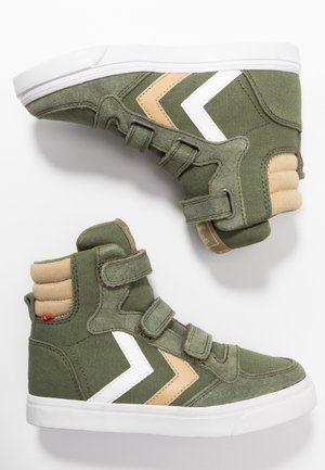 STADIL - Zapatillas altas - deep lichen green