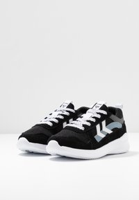 Hummel - BOUNCE - Zapatillas - black - 3