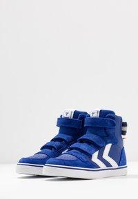 Hummel - STADIL PRO - Zapatillas altas - mazarine blue - 3
