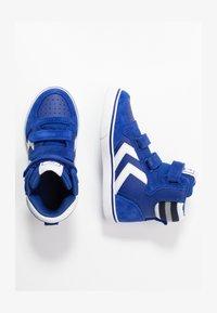 Hummel - Zapatillas altas - mazarine blue - 1