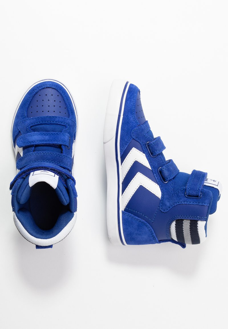 Hummel - STADIL PRO - Zapatillas altas - mazarine blue