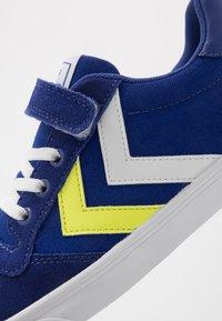 Hummel - SLIMMER STADIL - Trainers - mazarine blue - 2