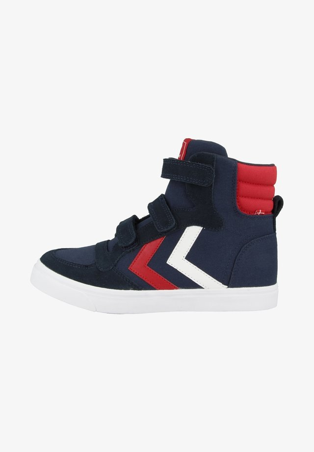 STADIL - Höga sneakers - blue nights