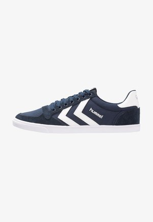 SLIMMER STADIL - Zapatillas - dress blue/white