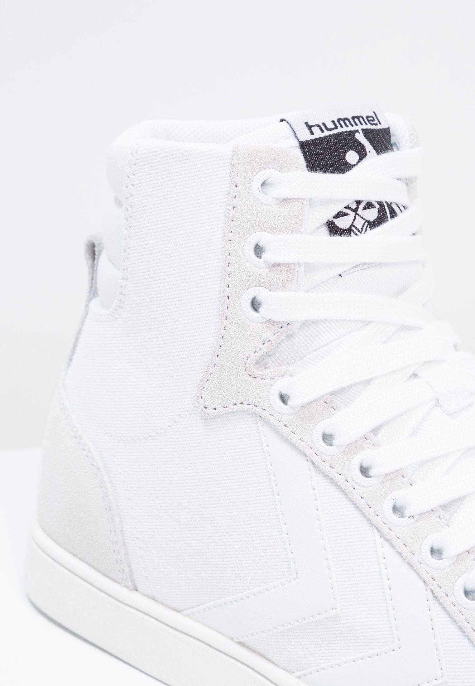 Hummel Slimmer Stadil Tonal - Sneakers Alte White