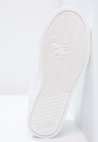 Hummel - SLIMMER STADIL TONAL  - Sneakers hoog - white - 4