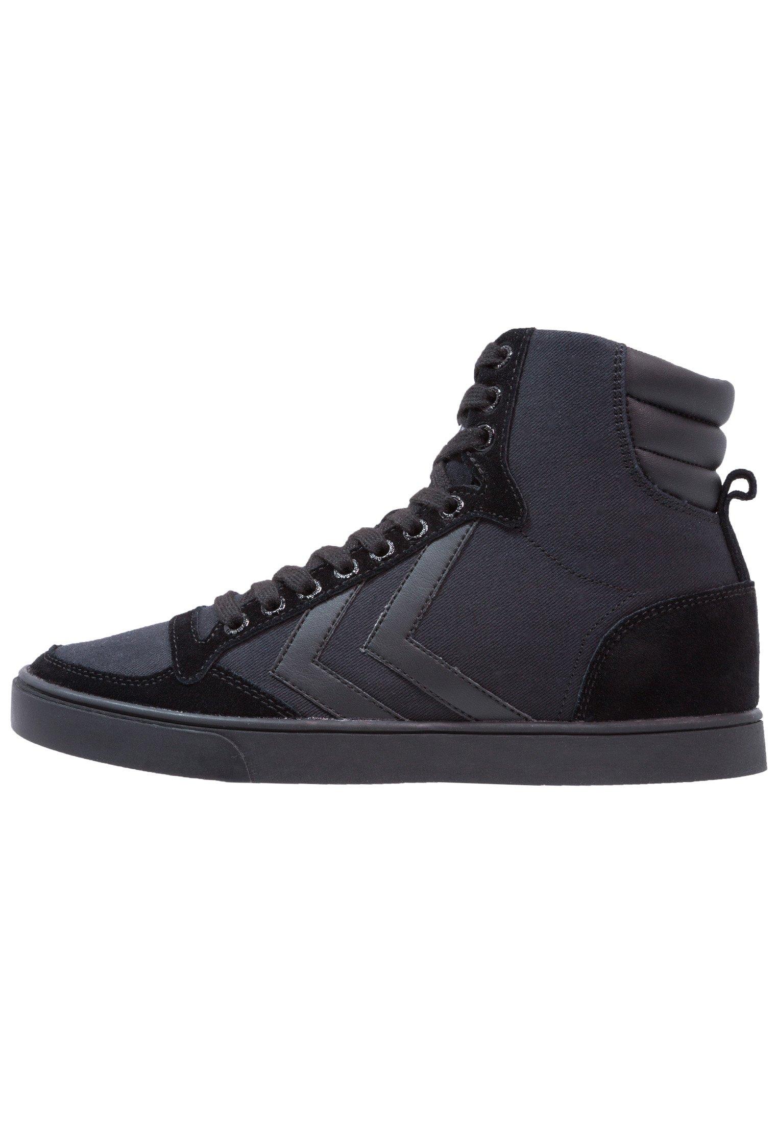 Hummel Slimmer Stadil Tonal - Höga Sneakers Black 2jmeSz4