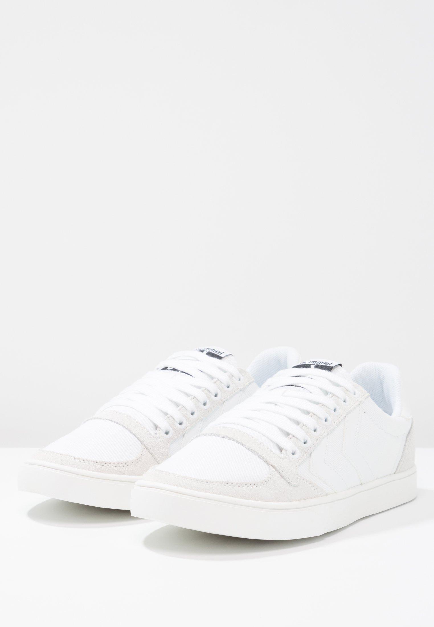 Hummel Slimmer Stadil Tonal Low - Sneaker White Black Friday