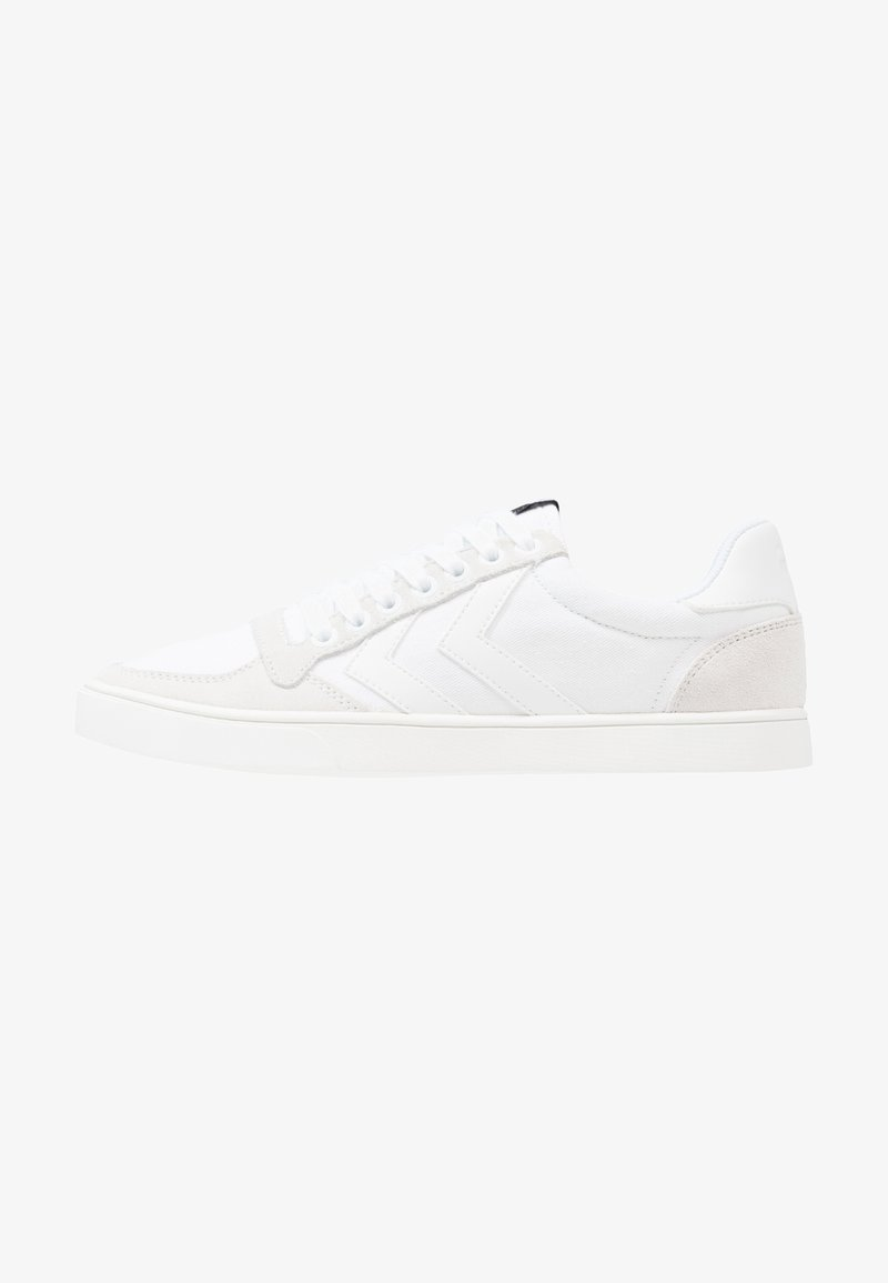 Hummel - SLIMMER STADIL TONAL LOW - Zapatillas - white