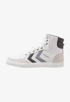 STADIL LIMITED - High-top trainers - white/grey