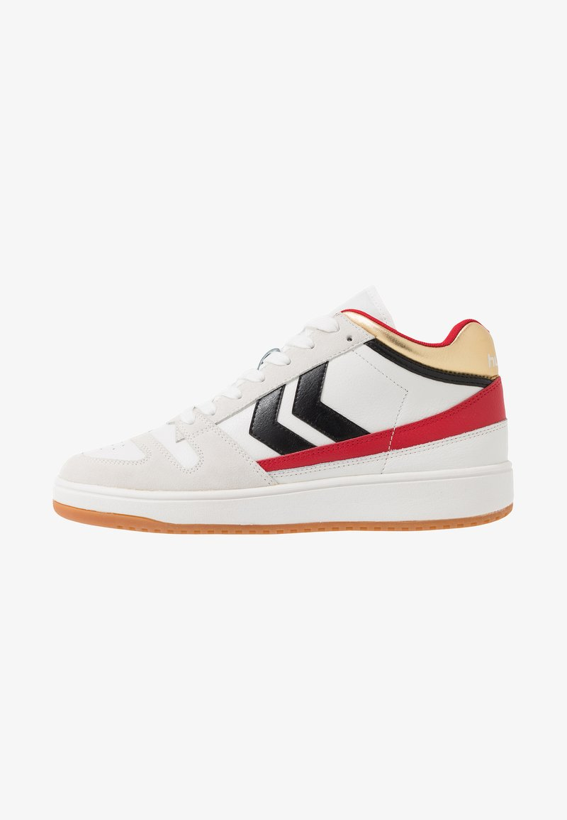 Hummel - MINNEAPOLIS - Zapatillas altas - white