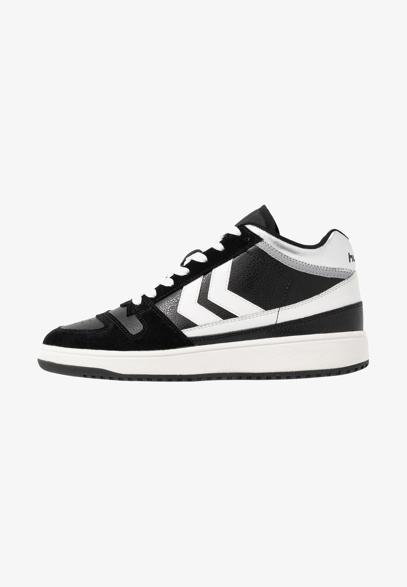 Hummel - MINNEAPOLIS - Zapatillas altas - black