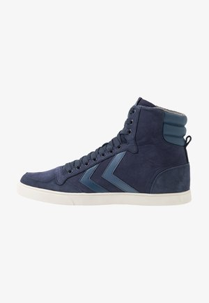 SLIMMER STADIL DUO - High-top trainers - peacoat